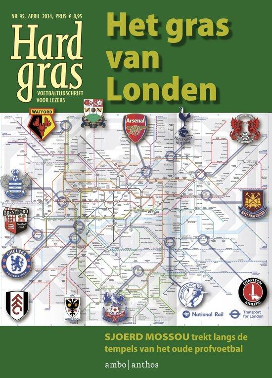 Cover van het boek 'Hard gras 95 / april 2014' van Hugo Borst