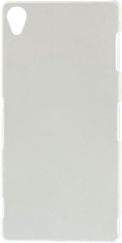Image of Mesh - Sony Xperia Z3 Hoesje - Back Case Hard Wit (8718923016788)