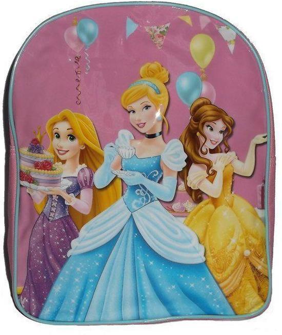 a0e63f5b303 bol.com   Disney Prinsessen - Rugzak - Kinderen - Roze