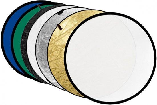 7in1 Reflectiescherm ø 60 cm / Opvouwbare Reflector