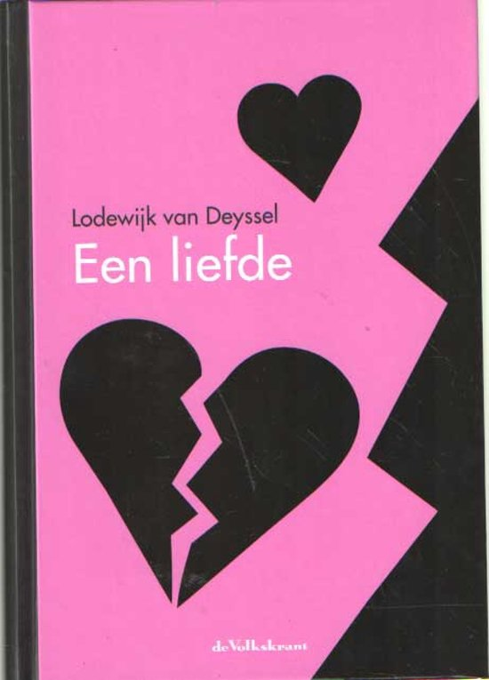 Een Liefde,  Roman door Lodewijk van Deyssel