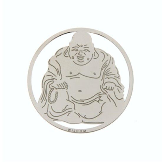 "iMenso ""BUDDHA WISDOM"" COVER INSIGNIA 33-086 (925/RHOD-PLATED"