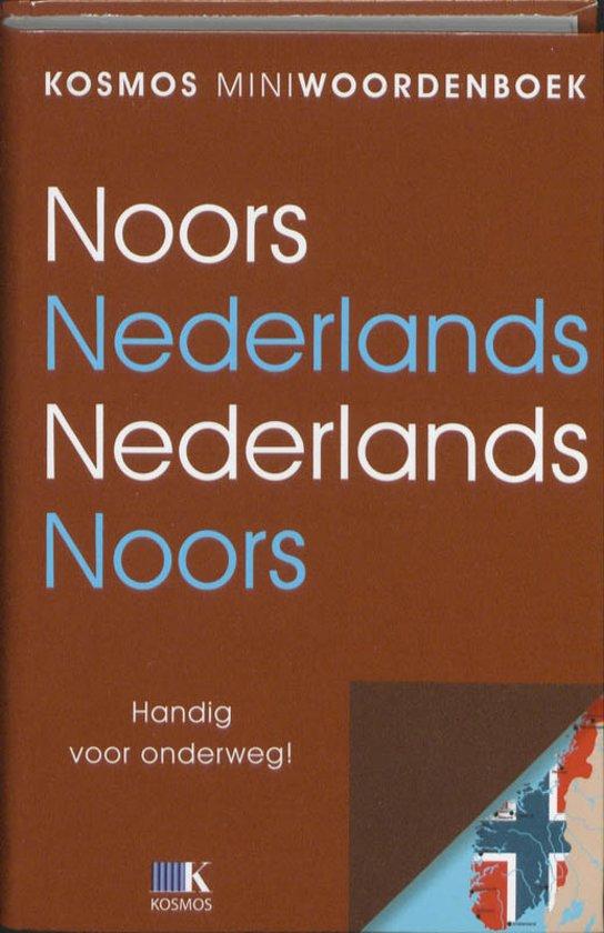 Noors - Nederlands / Nederlands - Noors