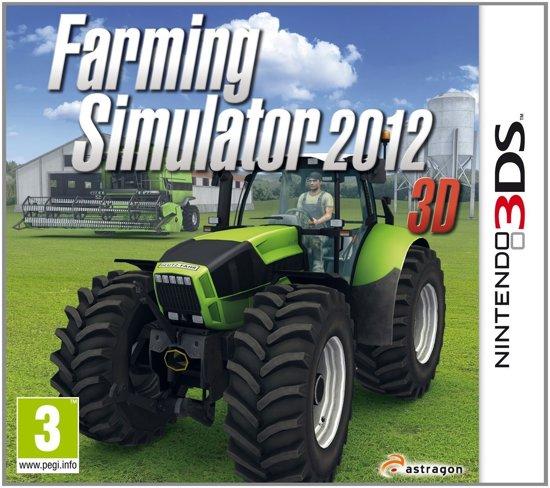 Farming Simulator 2012 - 2DS + 3DS kopen