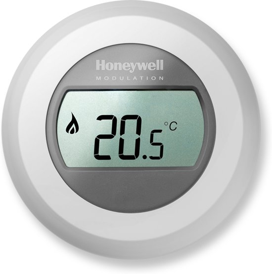 bol.com | Honeywell Round Modulation Plus Kamerthermostaat