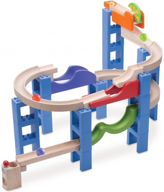 Knikkerbaan Wonderworld Spiral 45x41 cm