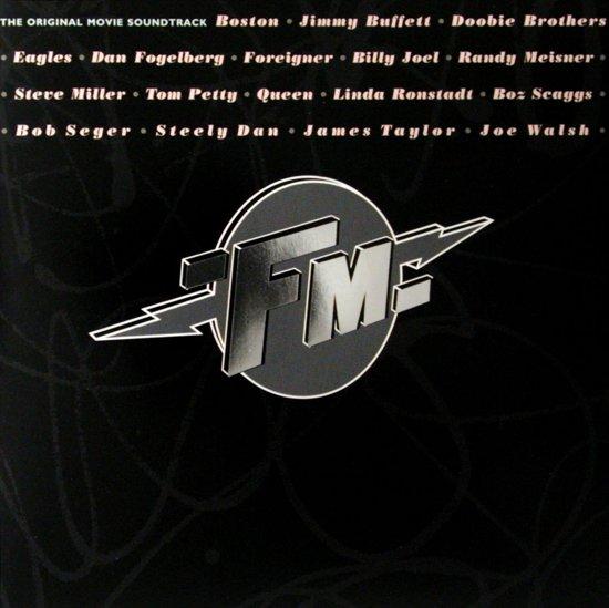CD cover van FM [Original Soundtrack] van Bob Seger