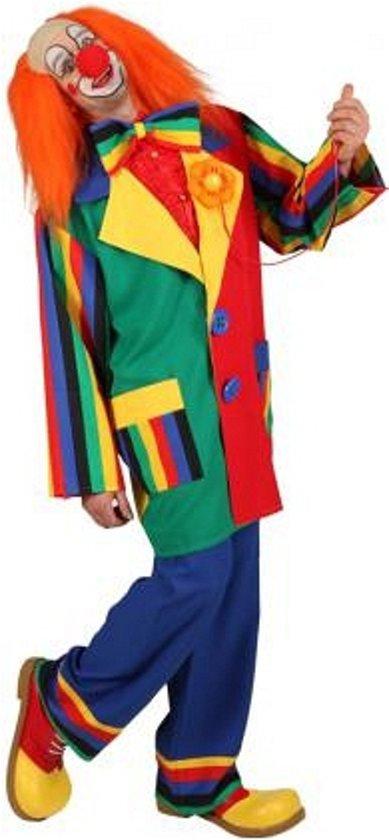 Clown jas voor heren 50-52 (M/L)