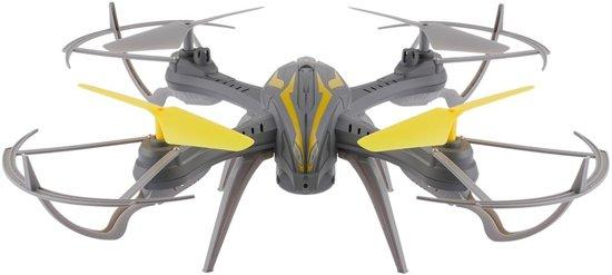 Overmax X-Bee drone 2.4 met camera, 2 accu's en 4 reserve propellers