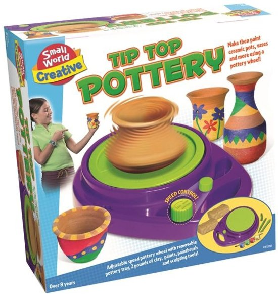 Creative Tip Top Pottery