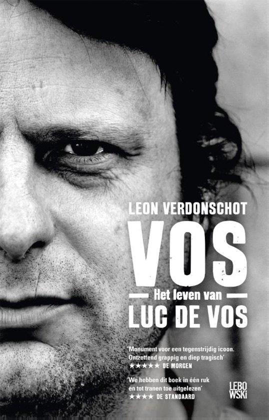 Boek cover VOS van Leon Verdonschot (Paperback)
