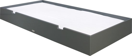 Bopita Mix & Match Lade - 90 x 200 cm Deep Grey