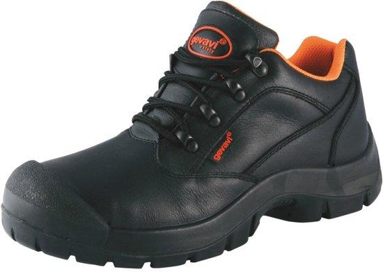 Chaussures De Sécurité Des Hommes (42, Noir / Gris)