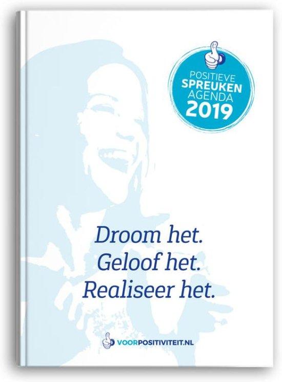 agenda spreuken bol.| Agenda Positieve Spreuken 2019 agenda spreuken