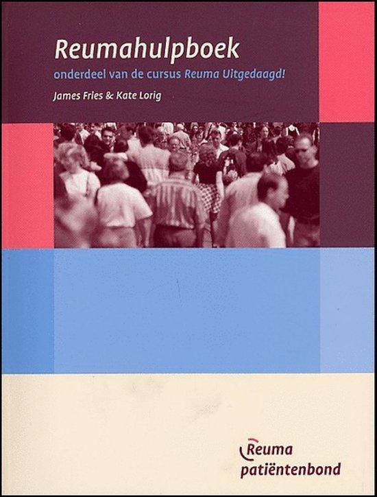 Reumahulpboek : onderdeel van de cursus Reuma Uitgedaagd! - none pdf epub