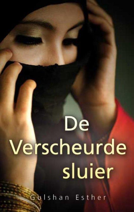 Cover van het boek 'De verscheurde sluier'