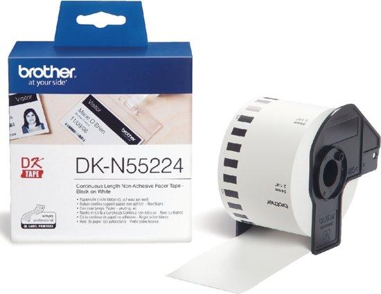 Brother DK-N55224 DK labelprinter-tape
