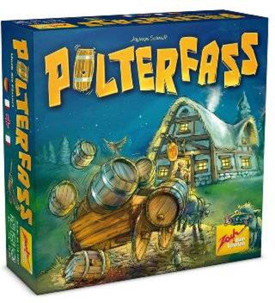 Polterfass Bordspel