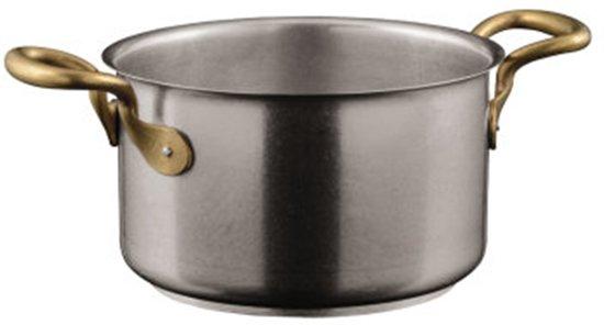 Kookpan Vintage hoog 24 cm - Sambonet