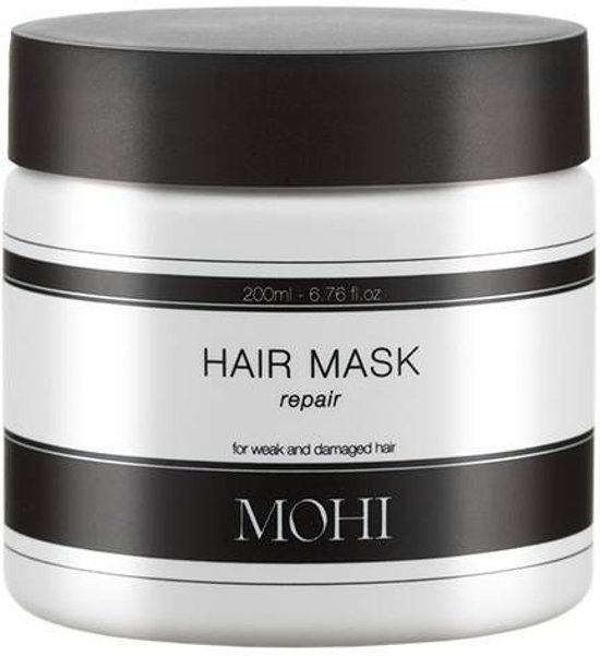 MOHI Haarmasker Repair 200ml