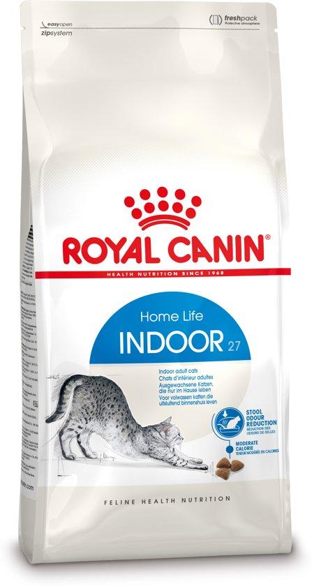 Royal Canin Indoor 27 - Kattenvoer - 10 kg