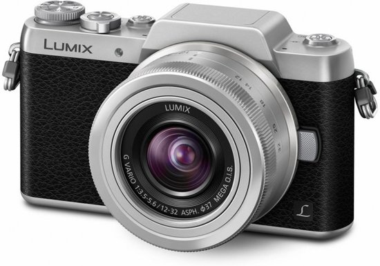 Panasonic LUMIX DMC-GF7 + 12-32mm - Zwart