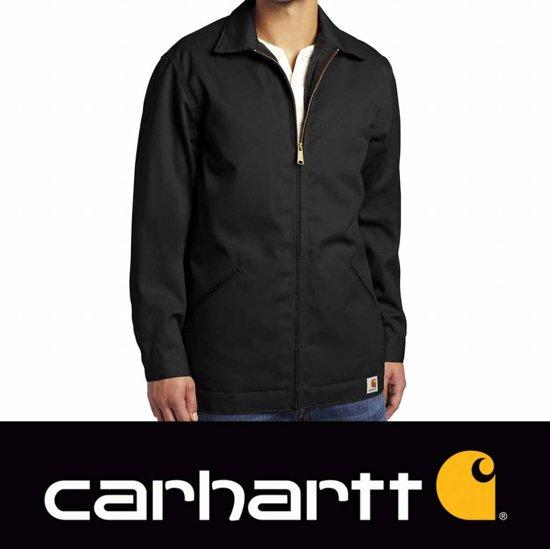 Black Work Twill Heren Carhartt Jacket 0EazPq5q