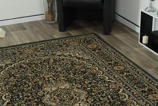 Perzisch Tapijt Groen : Bol tapeso perzisch tapijt cairo groen cm loper