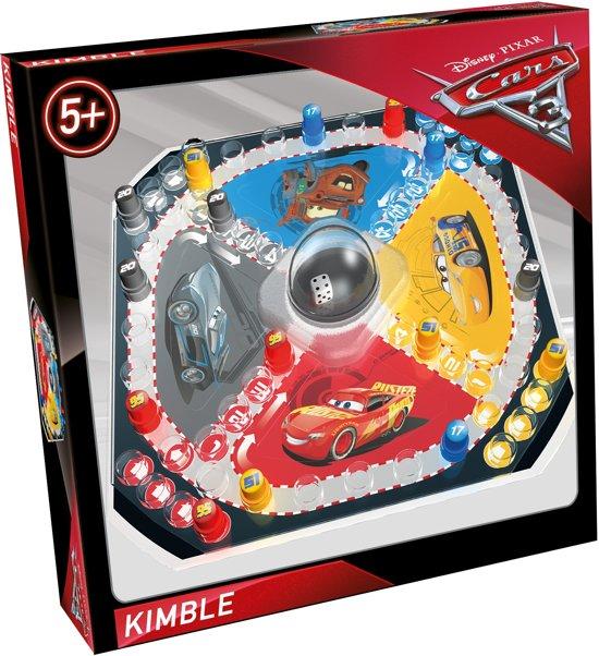 Afbeelding van het spel Tactic Cars 3 Kimble Mens Erger Je Niet