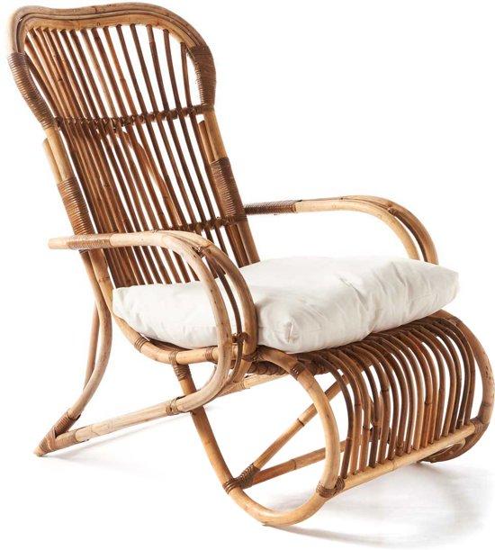Ongebruikt bol.com | Rivièra Maison Hennessy Lounge Chair - Salon - Natural QG-44