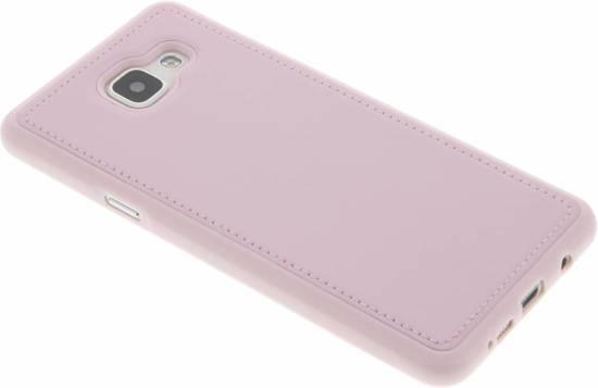 Fuchsia Tpu Protection Cas Pour Samsung Galaxy A5 (2016) 5acCaO