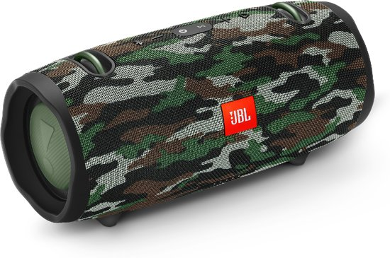 JBL Xtreme 2 - Draagbare Bluetooth Speaker - Squad Camouflage