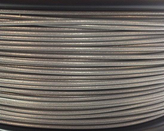 Bits2Atoms PLA filament silver 1,75mm 750gram