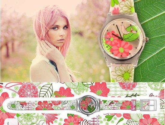 Linkgraphix horloge Serenity - diameter 34 mm