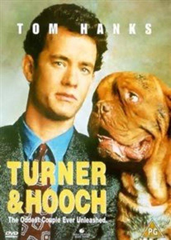 Turner & Hooch, een van de klassiekers als je het hebt over film met hond
