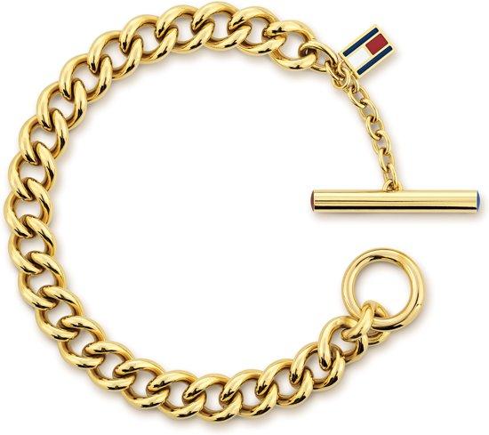 Tommy Hilfiger TJ2701051 Armband - Goudkleurig