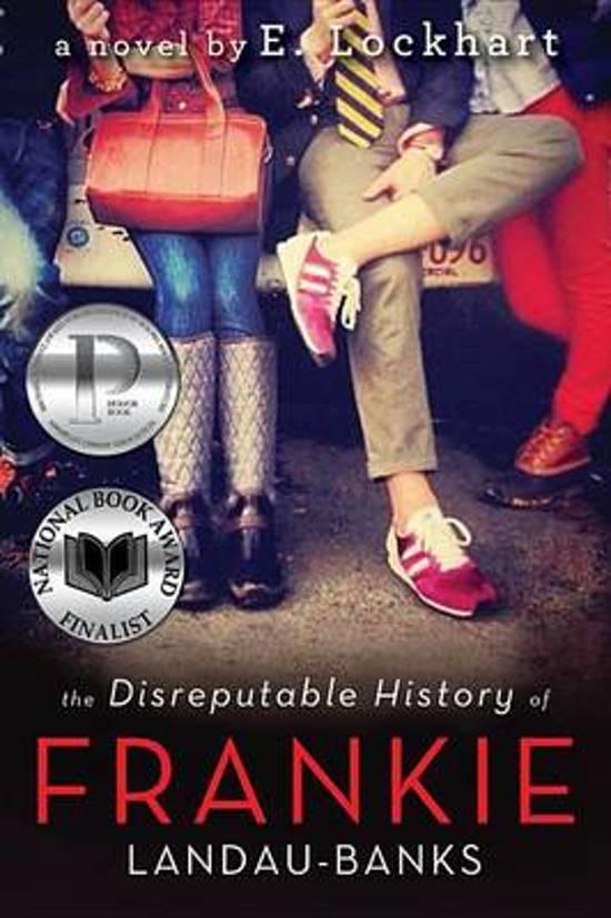 Boek cover The Disreputable History of Frankie Landau-Banks van E. Lockhart (Paperback)