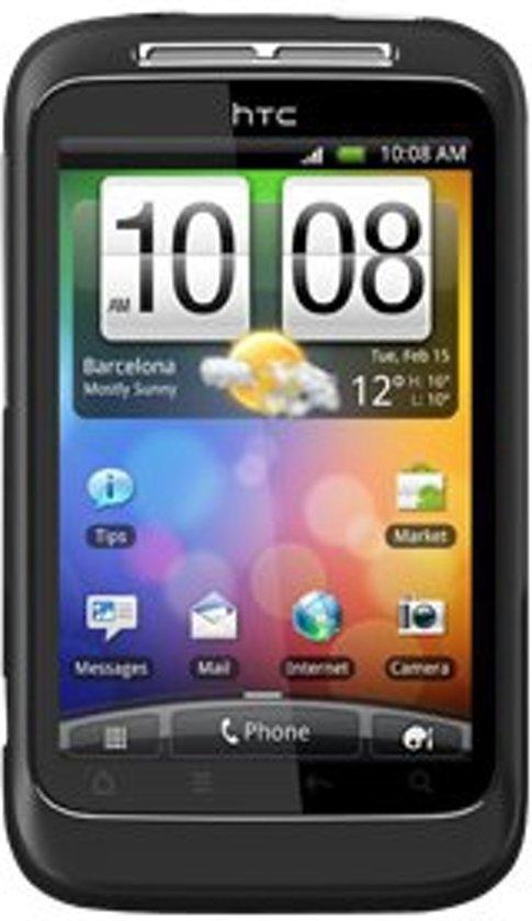 HTC Wildfire S - Zwart