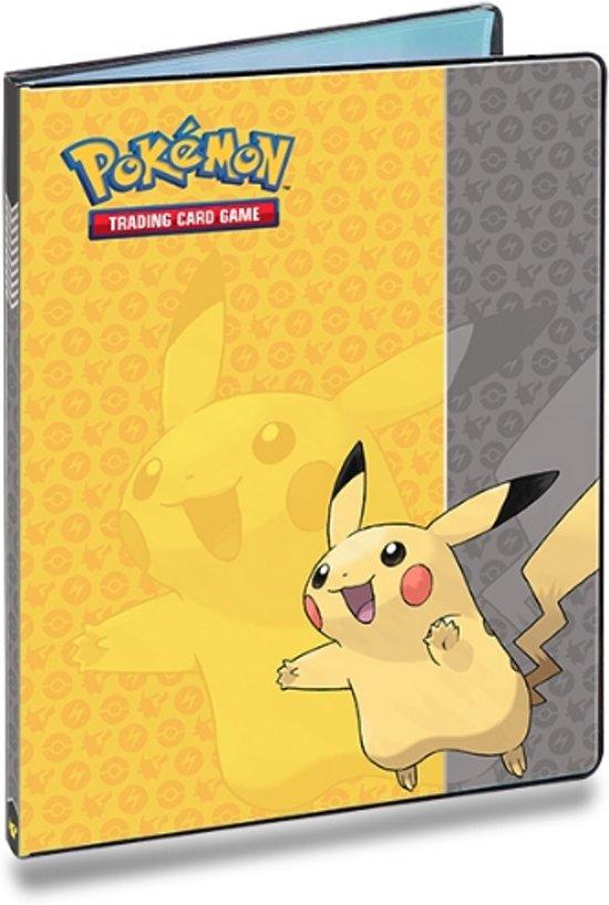 Afbeelding van het spel Pokemon verzamelmap 9-pocket Pikachu