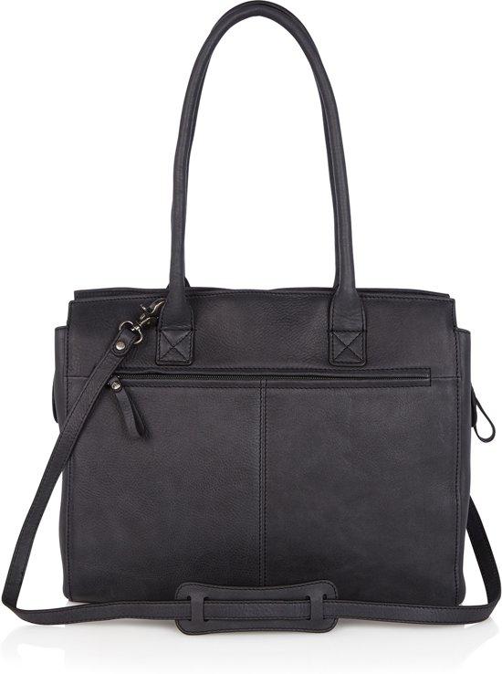 "c273ec05a34 bol.com | Castelijn & Beerens Carisma Ladies Laptop Bag 15,6"" Tablet zwart  | 72 9664 ZW"
