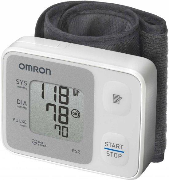 Omron Polsbloeddrukmeter RS2