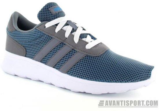 best sneakers 81f8c 8ff7f adidas Lite Racer - Sneakers - Heren - Grijs - Maat 44 23