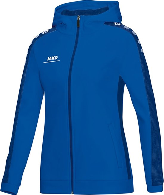 Jacket Women Dames Striker Maat JakoHooded 40 zqLUMVpGS