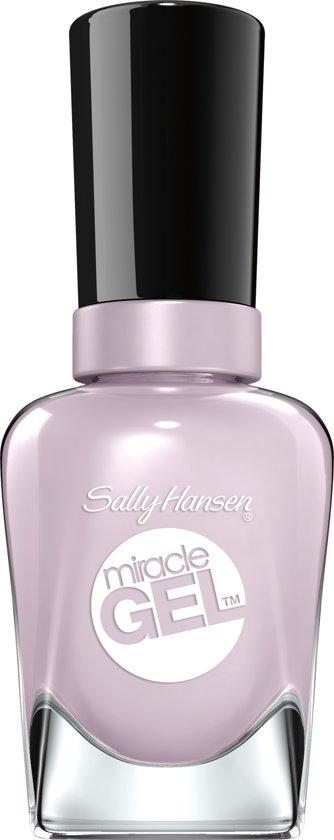 Sally Hansen Miracle Gel - 230 All Chalked Up - Gel Nagellak