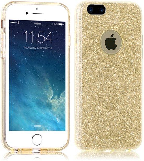 hoesje iphone 8 glitter