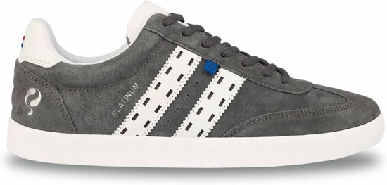Quick Platinum Grijs Maat Sneakers 43 Heren FBFx6nq
