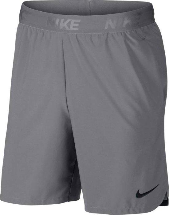 Flex Vent 2 Short Max HerenGrijs Sportshort Nike 0 lKJuT1c35F