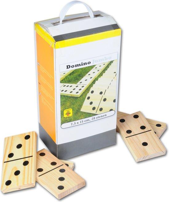 Afbeelding van het spel Domino Jumbo in Colourbox