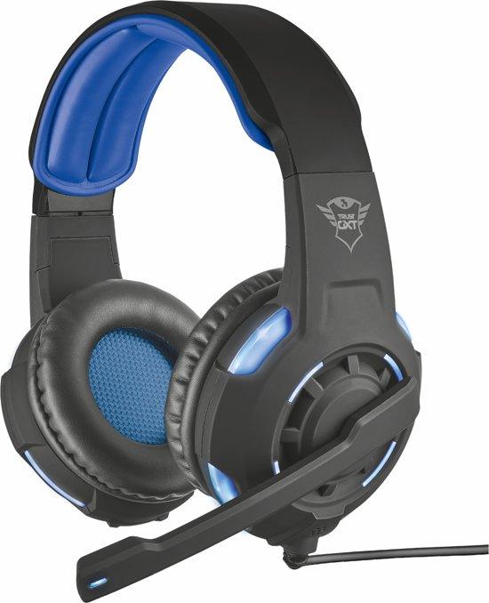 Trust GXT 350 Radius -  7.1 Surround Gaming Headset (PC)