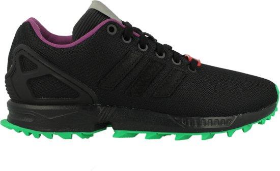 bol.com | adidas ZX FLUX RS AF6341 Zwart maat 44